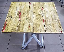 "Раскладной стол""Турист"" 70х70 мод 109"