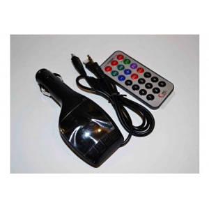 Автомобильный FM-модулятор A5 (AUX + micro + iP5)