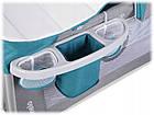 Кроватка туристическая Lionelo Simon Turquoise Польща, фото 9