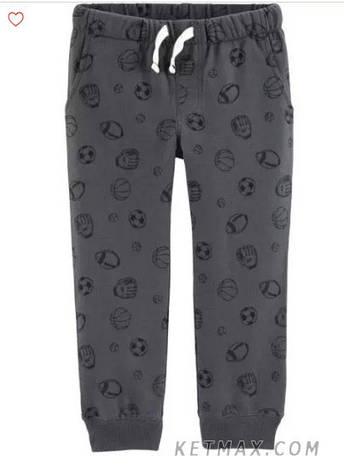 Спортивные штаны (джоггеры) Carter's для мальчика, фото 2