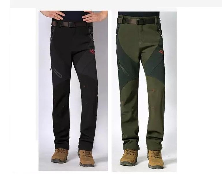 Легкие штаны Outdoorsport для города и трекинга SoftShell