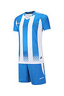Футбольная форма Europaw 020 (голубо-белая), фото 1