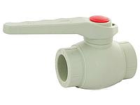ПП Кран шаровой для горячей воды FADO PPR 40