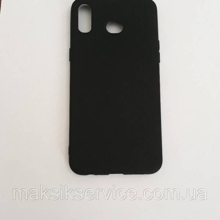 Silicone Cool Black SAMSUNG A6S