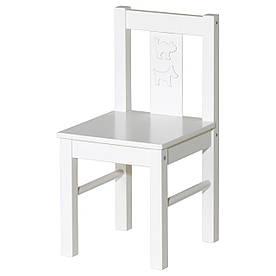 IKEA KRITTER (401.536.99) Стулья белые