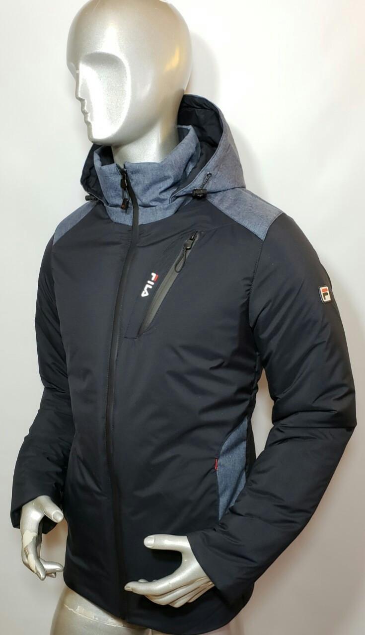 3b3bee4f Мужская Весенняя Куртка Fila Копия — в Категории