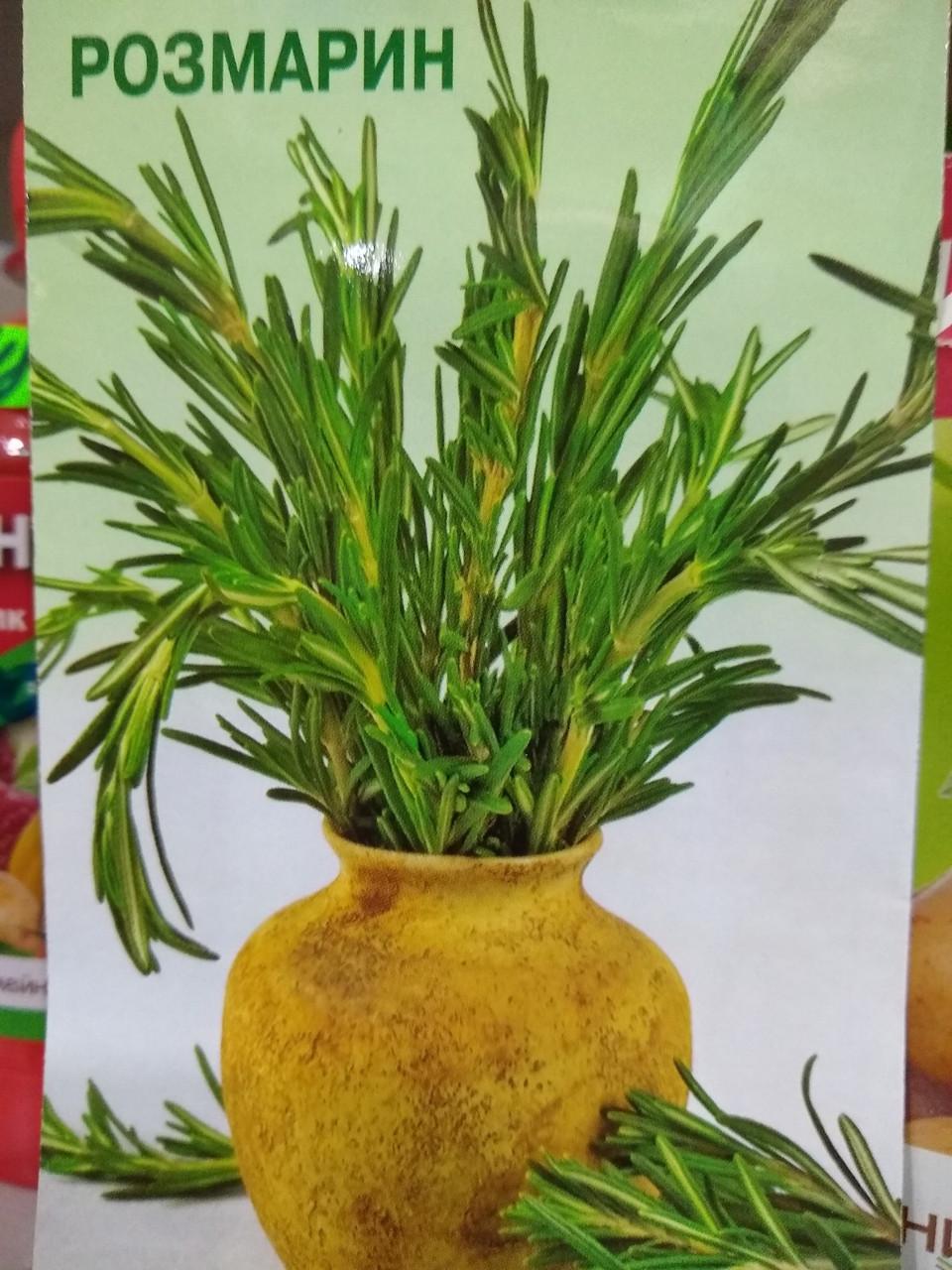 Розмарин лекарственный, Rosmarinus officinalis, 0.02 грамма