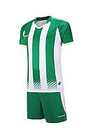 Футбольная форма Europaw 020 (зелено-белая), фото 1