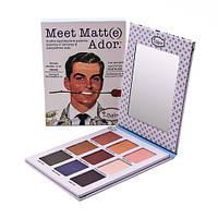 Палетка теней для век The Balm Meet Matt(e) Ador, фото 1