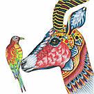 Первозданная красота Милли Маротта Книга для творчества и вдохновения (твердый переплет), фото 9