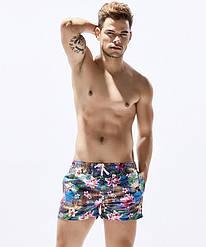 Брендовые мужские шорты Seobean - №2331