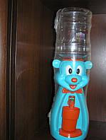 Кулер/Диспенсер для воды детский Мишка 2,5 л.