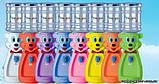 Кулер детский/Диспенсер для воды Мишка 2,5 л. оранжевый, фото 3