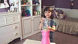 Кулер детский/ Диспенсер для воды Утка 2,5 л Красный с салатовым, фото 5