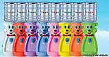 Кулер детский/Диспенсер для воды Микки Маус 2,5 л.желтый, фото 2