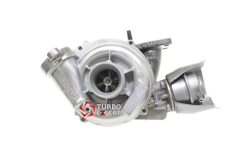 Турбина 753420-5005S (BMW Mini Cooper D (R55 R56) 110 HP)
