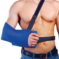 Косыночный бандаж для плечевого сустава с отводящей подушкой РП-6У-10° (M-XL) Реабилитимед