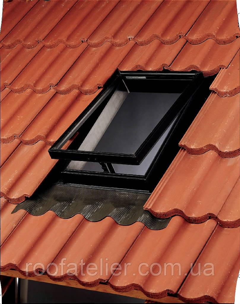 Вікно-люк VELUX VLT для холодних приміщень