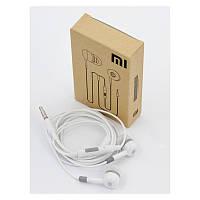 Наушники (проводная гарнитура) для мобильного телефона Xiaomi (white)