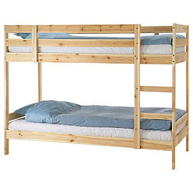 IKEA MYDAL (001.024.52) Кровать, сосна