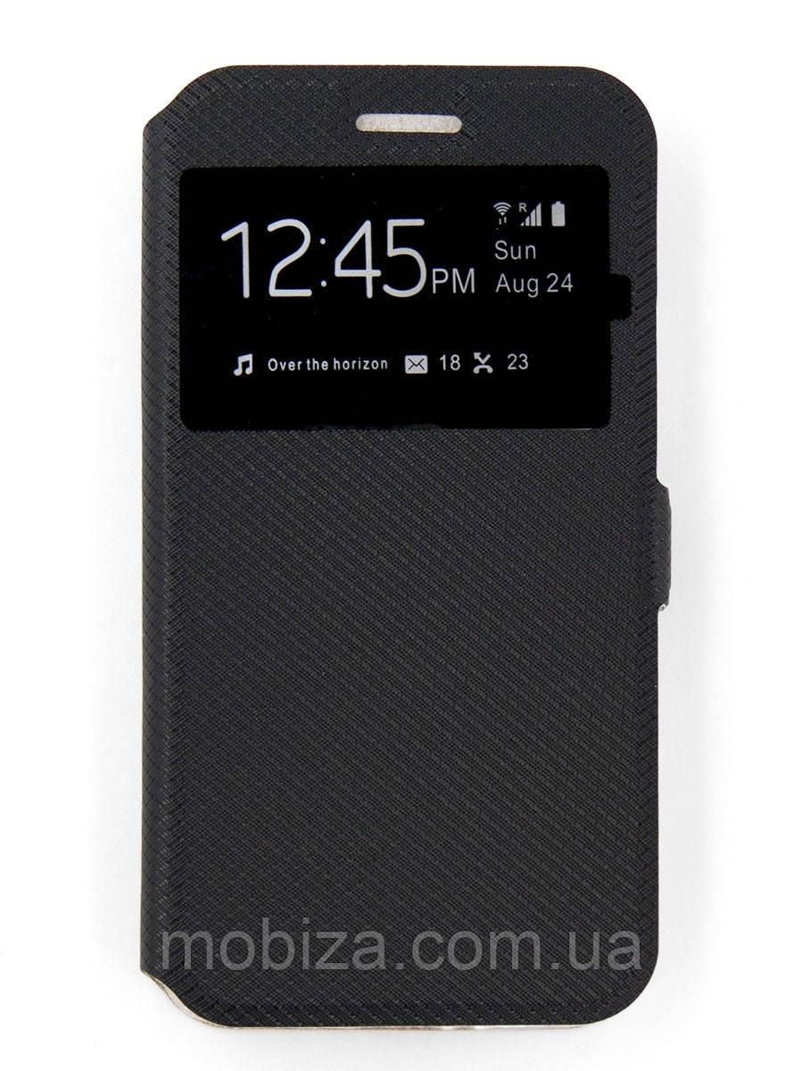 Чохол-книжка DENGOS  (Flipp-Book Call ID) для Lenovo C2/C2 Power (k10a40), чорний