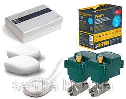 Система контроля протечки воды Neptun Bugatti ProW+ 1/2 2014