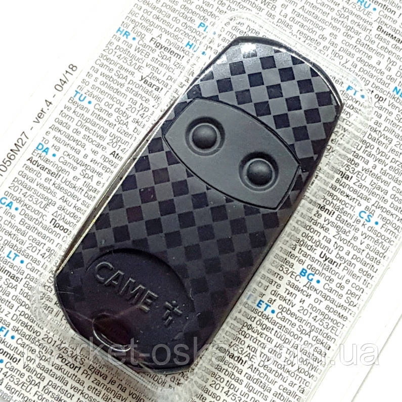 Пульт CAME TOP-432EE