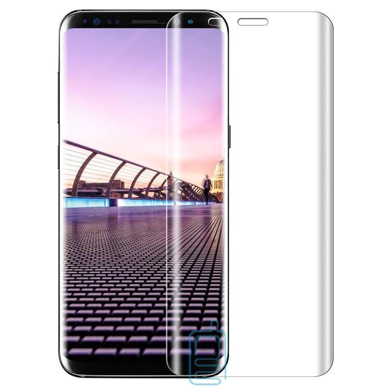 Защитное стекло 3D для Samsung Galaxy S8 Plus G955 2017 (Прозрачное)