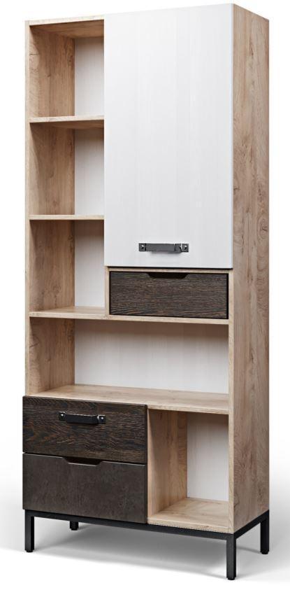 Шкаф книжный G-04