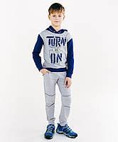 Брюки для мальчика ТМ Смил, арт. 115355, возраст от 7 до 10 лет