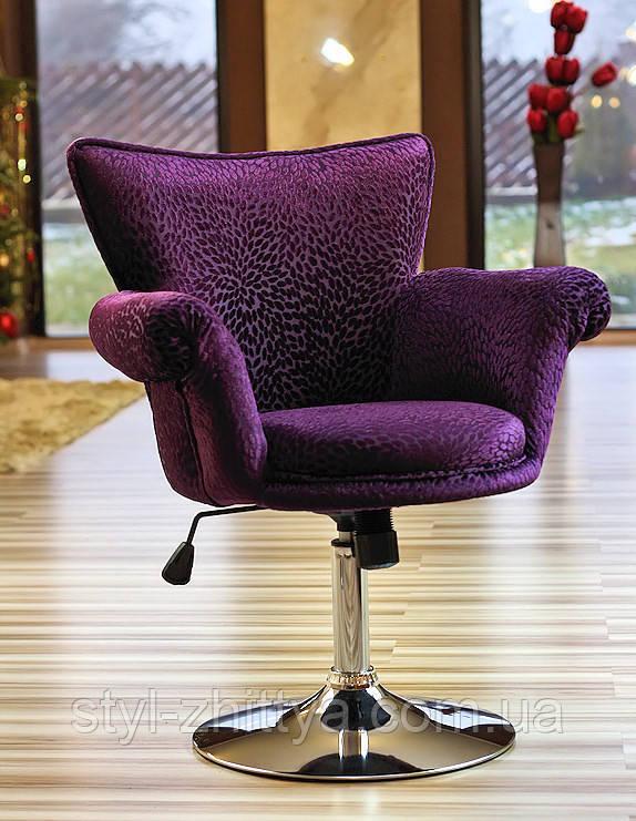 Обертове крісло дизайнерське м'яке - SAN DIEGO