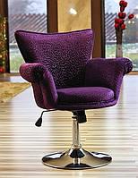 Обертове крісло дизайнерське м'яке - SAN DIEGO, фото 1