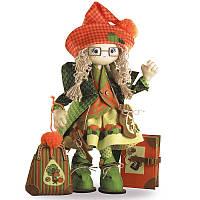 Набор для шитья каркасной интерьерной куклы Осень Kukla Nova К1022