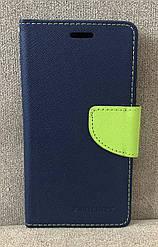 Чехол-книжка Goospery для Samsung Galaxy Core Prime G360/G361 (Blue)
