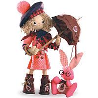 Набор для шитья каркасной интерьерной куклы Шоколадница-беби Kukla Nova К1036