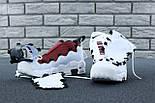 """Мужские кроссовки Nike Air More Money 'White & Black"""". Живое фото (Реплика ААА+), фото 10"""