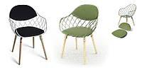 Дизайнерський стілець, фото 1