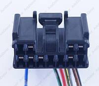 Разъем электрический 11-и контактный (30-15) б/у