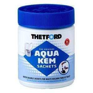 Порошок Thetford Aqua Kem Sachets, (Thetford, Голландия) - фото 1