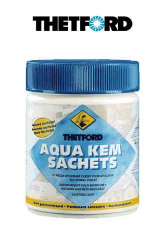 Порошок Thetford Aqua Kem Sachets, (Thetford, Голландия) - фото 2