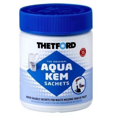 Порошок Thetford Aqua Kem Sachets, (Thetford, Голландия) - фото 3