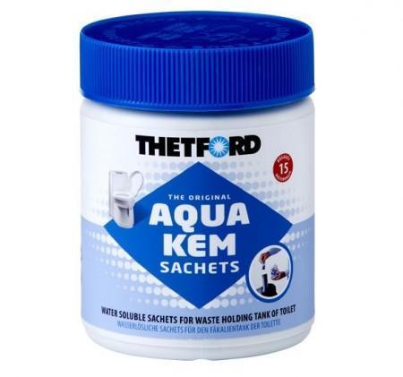 Порошок Thetford Aqua Kem Sachets, (Thetford, Голландия) - фото 4