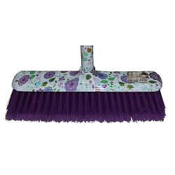 Щетка-метла с длинной ручкой, фиолетовый