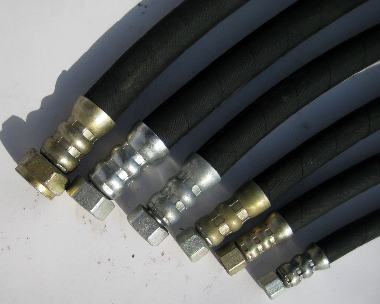 Рукав высокого давления L=2,01м под ключ 36 (К-702)