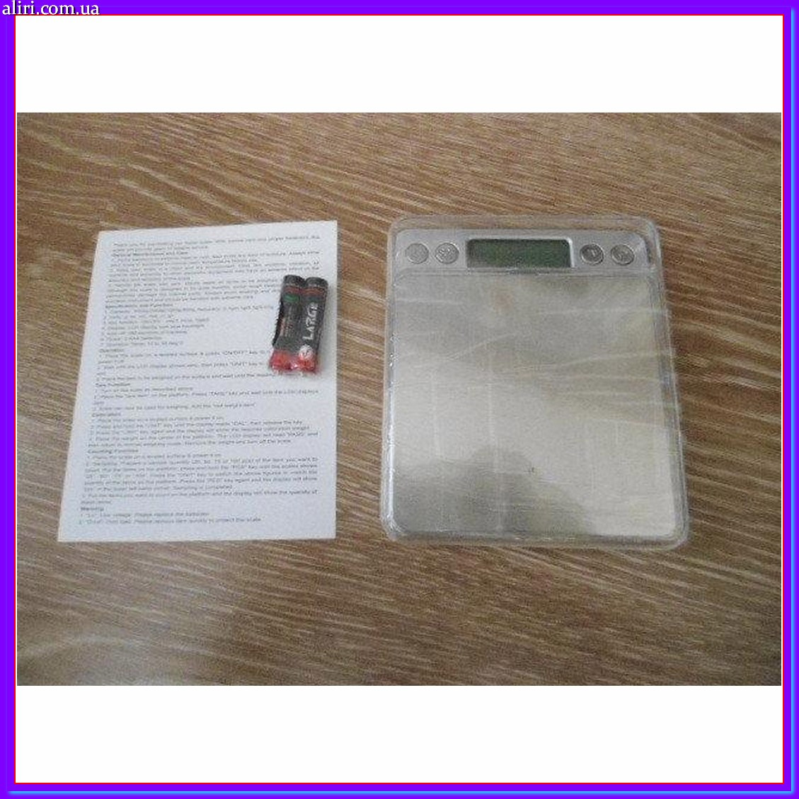 Ювелирные электронные весы 0,01-500 +2 чаши. дискретность 0,01