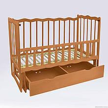 Кроватка детская Волна