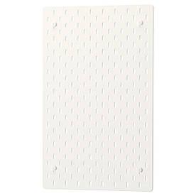 IKEA SKADIS (503.208.05) Перфорована дошка, біла