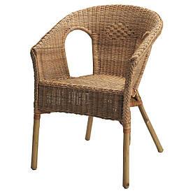 IKEA AGEN (500.583.76) Стілець, ротанга, бамбука