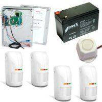 Комплект GSM охраны территории Smart GSM2 + 4 Opal