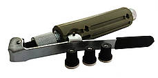 Пистолет пескоструйный с клипсой Geko. Для установок напорного типа.